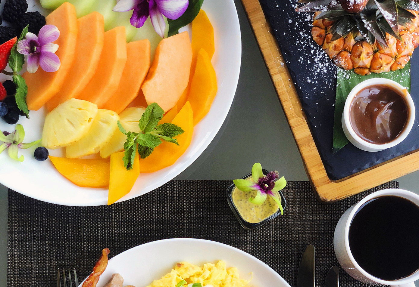 Hawaii Breakfast Package | Fairmont Orchid Hawaii