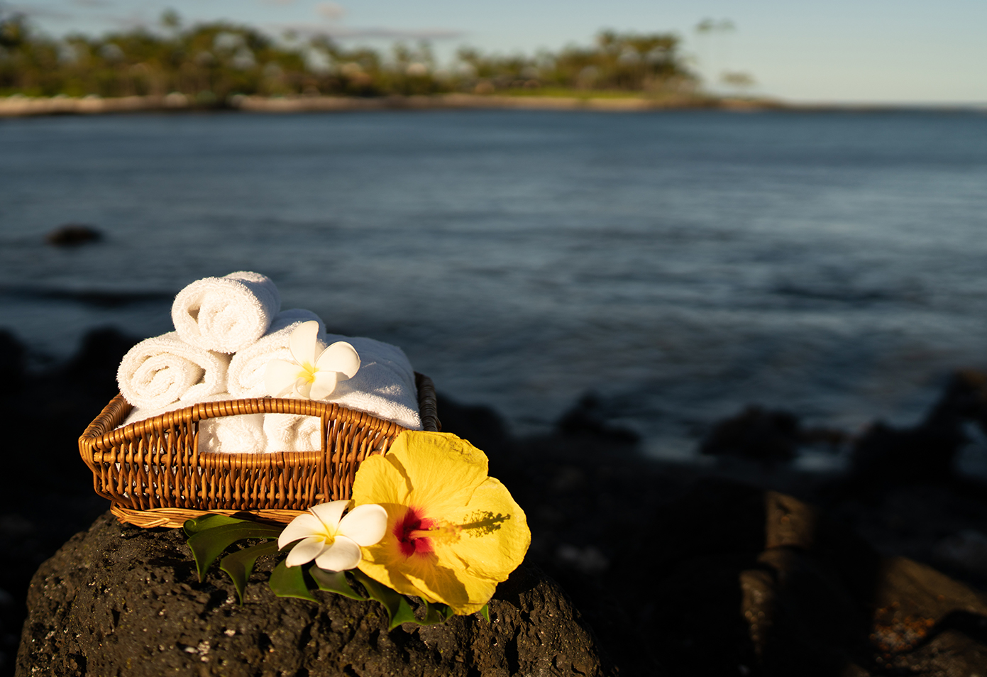 Spa Without Walls at Fairmont Orchid, Hawaii